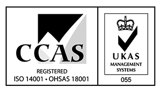 We are now OHSAS 18001 Accredited!